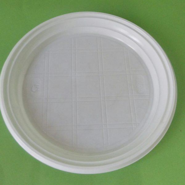 Тарелка десертная d 165 мм белая