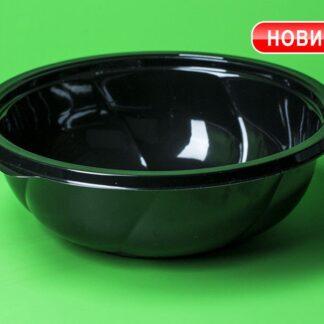 Контейнер СпК-190 1000 мл черный