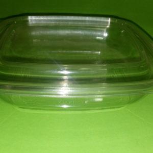 Контейнер СпК-1919 750 мл прозрачный с крышкой