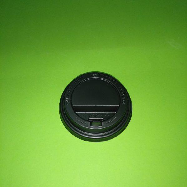 Крышка для стакана 80 мм черная
