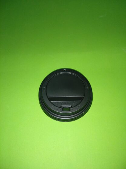 Крышка для стакана 90 мм черная