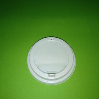 Крышка для стакана 90 мм белая