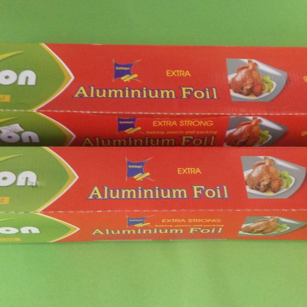 Фольга алюминиевая 1,5 кг (45 см) 12 микр.