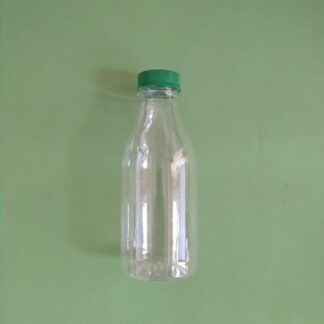 Бутылка ПЭТ 0.5 широкое горло круглая