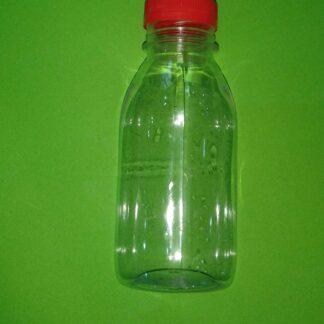 Бутылка ПЭТ 0,3 круглая широкое горло