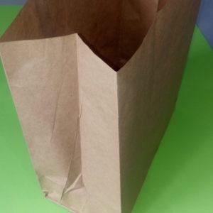 Пакет крафт без ручек